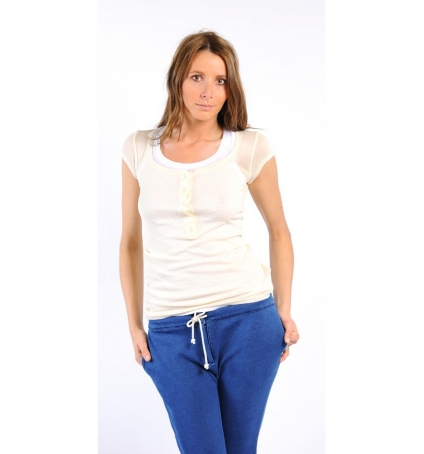 TEE-SHIRT MAS05BIS NATUREL