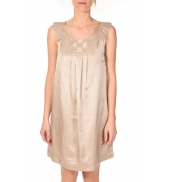 Vero Moda Robe Pepper 10049488 Beige