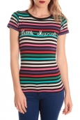 Little Marcel t-shirt line GCR MC 225