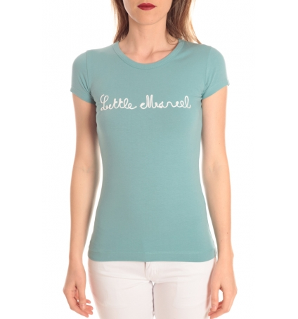 Little Marcel t-shirt tokyo corde turquoise