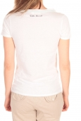 Little Marcel t-shirt tulle blanc