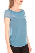 Aggabarti t-shirt nella bleu