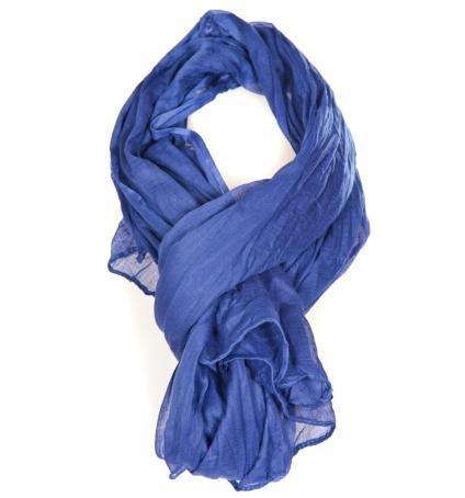 Dress Code Chèche Sitta Bleu