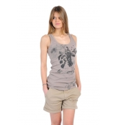 Rich & Royal T-shirt 11q436 Beige
