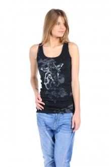 Rich & Royal T-shirt 11q436 Noir