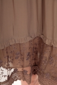 Vero Moda Robe 10071841 Taupe