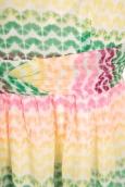 Vero Moda robe 10077284 Barriolée Multicolore