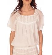 vision de rêve t-shirt 9007 blanc