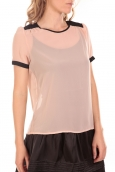 Vero Moda top 10081988 rose