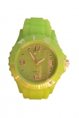 DRESS CODE MONTRE COLOR BLOCK VERTE