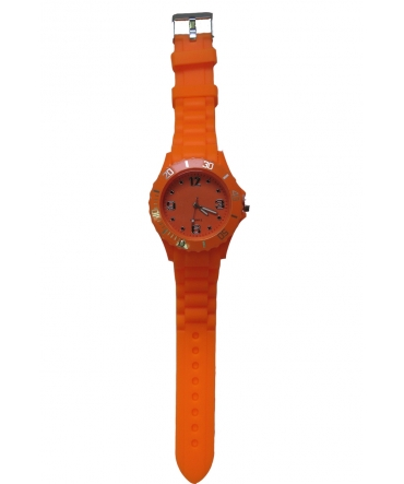 DRESS CODE MONTRE COLOR BLOCK ORANGE