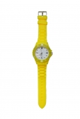DRESS CODE MONTRE COLOR BLOCK JAUNE