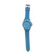 DRESS CODE MONTRE COLOR BLOCK BLEU CIEL