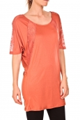 VERO MODA TOP 84731 ORANGE