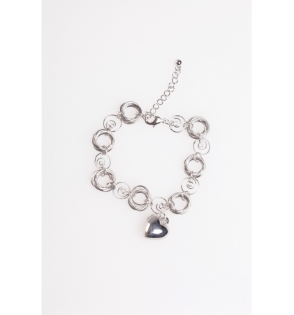 LVDLM Bracelet Heart 120622A