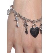 LVDLM Bracelet Charmz