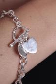 LVDLM Bracelet Coeurs