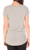 Vero Moda Top BBB Living Gracefully SS Gris