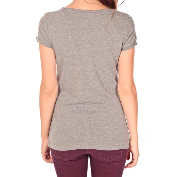 tom tailor t shirt with print. Black Bedroom Furniture Sets. Home Design Ideas