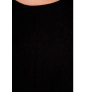 Vision de Rêve Robe Pull Rafaella 1005-1 Noir - 1 acheté = 1 offert