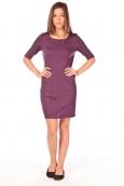 VERO MODA Lynette 2/4 pocke dress violet