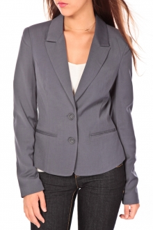 Vero Moda Dollar Blazer EA Wall July Gris