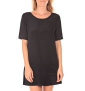 VERO MODA Rose 2/4  Robe  wall Aug noir