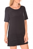 VERO MODA Rose 2/4 Tunic wall Aug noir
