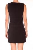 VERO MODA LULIX SL SHORT DRESS BG noir