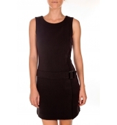 VERO MODA LULIX SL SHORT DRESS BG noir