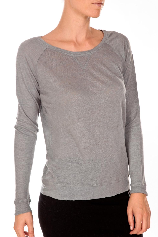 petit bateaut shirt femme manches longues esprit sweat en. Black Bedroom Furniture Sets. Home Design Ideas