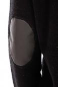 Vero Moda Snipes LS Oversize O-NECK Noir