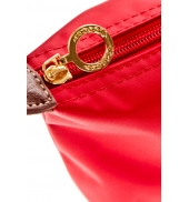 Pochette couleur unie W-25 Rouge