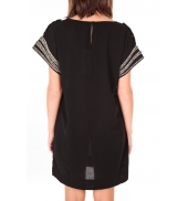 Vero Moda Mandy SS Mini Dress EA Noir