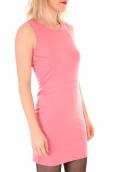 VERO MODA YDA SL MINI DRESS  Rose