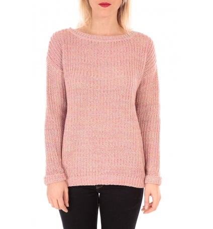 VERO MODA WOODPECKER LS BOATNECK KM  Rose