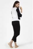 PETIT BATEAU Cardigan femme colorblock en tricot 32315 34 Marine