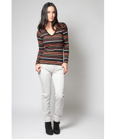 Total Look Meltin Stripes