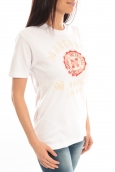 Sweet Company T-shirt Marshall Original M and Co 2346 Blanc