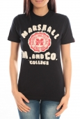 Sweet Company T-shirt Marshall Original M and Co 2346 Noir