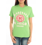 Sweet Company T-shirt Marshall Original M and Co 2346 Vert