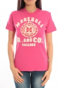 Sweet Company T-shirt Marshall Original M and Co 2346 Fushia