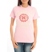 Sweet Company T-shirt Marshall Original M and Co 2346 Rose