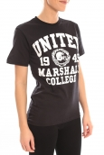 Sweet Company T-shirt United Marshall College Blanc