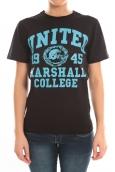 Sweet Company T-shirt United Marshall College Bleu