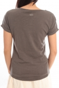 Blune T-Shirt Changer d'air CA-TF01E13 Gris