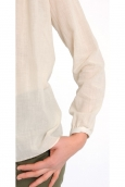 BLOUSE MIL144E11 NATUREL