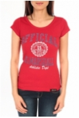 SWEET COMPANY T-Shirt Official US Marshall FT110 Rouge