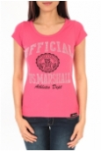 SWEET COMPANY T-Shirt Official US Marshall FT110 Fushia