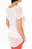 By la Vitrine T-Shirt BLV03 Blanc